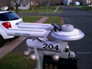 A Whimsical Mailbox